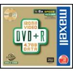 DVD+R  4.7GB 16X SLIM CASE CONF.10S