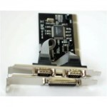 PCI 2 SERIAL+1 PARALLEL PORTS ADAPT