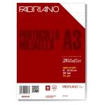 CF4 RISME RIGATO USO BOLLO A3 200FF