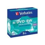DVD-RW  4.7 GB  4X     CONF.5     S