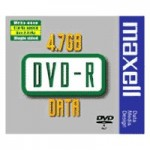 DVD-R  4.7GB  16X  JEWEL C. CONF.5)