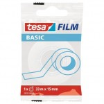 TESAFILM INVISIBLE BASIC 15X33