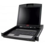 APC 17  RACK LCD CONSOLE