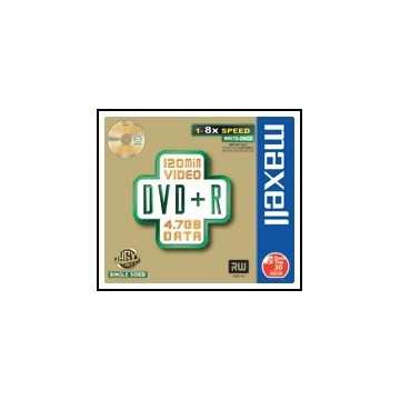 DVD+R  4.7GB  16X  JEWELL C. CF.5 F