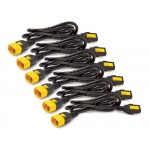 POWER CORD KIT (6 EA)  LOCKING  C13