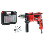 BLACK DECKER TRAPANO PERCUSSIONE