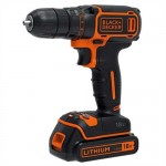 BLACKDECKER TRAPANO/AVVITATORE