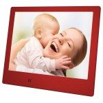 MEDIACOM PHOTO FRAME SLIM 8 RED