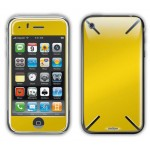 SMARTBUNNY SKIN IPHONE JUST GOLD