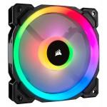 LL120 RGB BLACK FAN - 1X