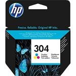 HP 304 Tri-Colour Original Standard Capacity Ink Cartridge