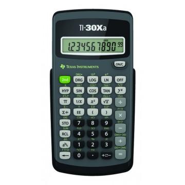 Texas Instruments TI-30Xa Tasca Calcolatrice scientifica Nero, Grigio calcolatrice