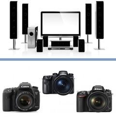 Monitor TV Audio e Fotografia